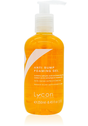 ANTI BUMP FOAMING GEL