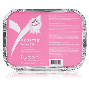 Rosette Pastel Hot Wax