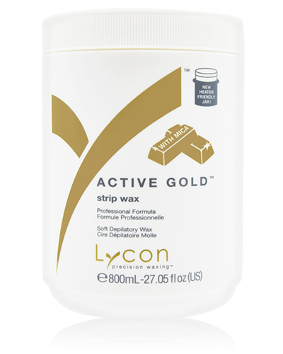 ACTIVE GOLD STRIP WAX