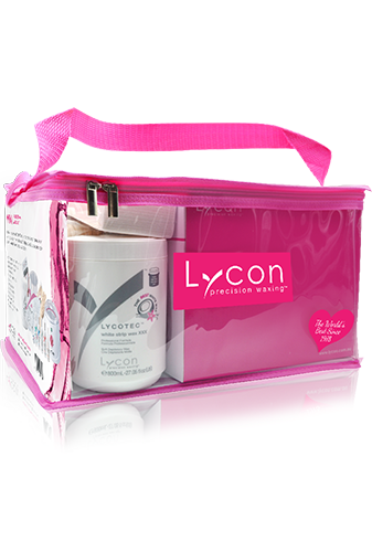 LYCOPRO MINI PROFESSIONAL WAXING KIT