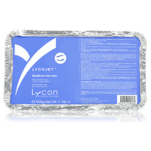 LycoJet Eyebrow Wax