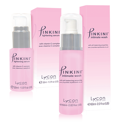 Pinkini Cleansing and Brightening Kit