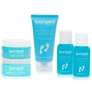 LYCO' Pedi Student Kit